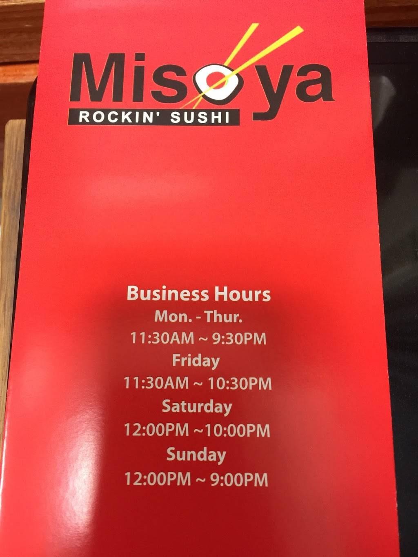 MISOYA SUSHI - restaurant  | Photo 4 of 9 | Address: 8893 W Garden Grove Blvd, Garden Grove, CA 92844, USA | Phone: (714) 530-1000