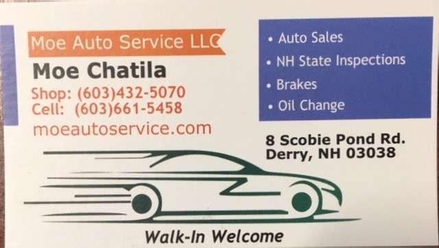 Moe Auto Repair - car repair  | Photo 1 of 4 | Address: 8 Scobie Pond Rd, Derry, NH 03038, USA | Phone: (603) 661-5458