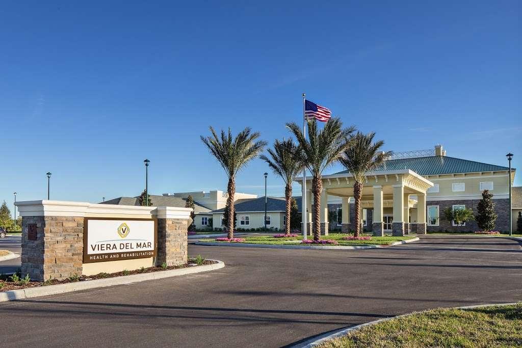 Viera Del Mar Health And Rehabilitation Center 2355 Vidina Dr Melbourne Fl 32940 Usa