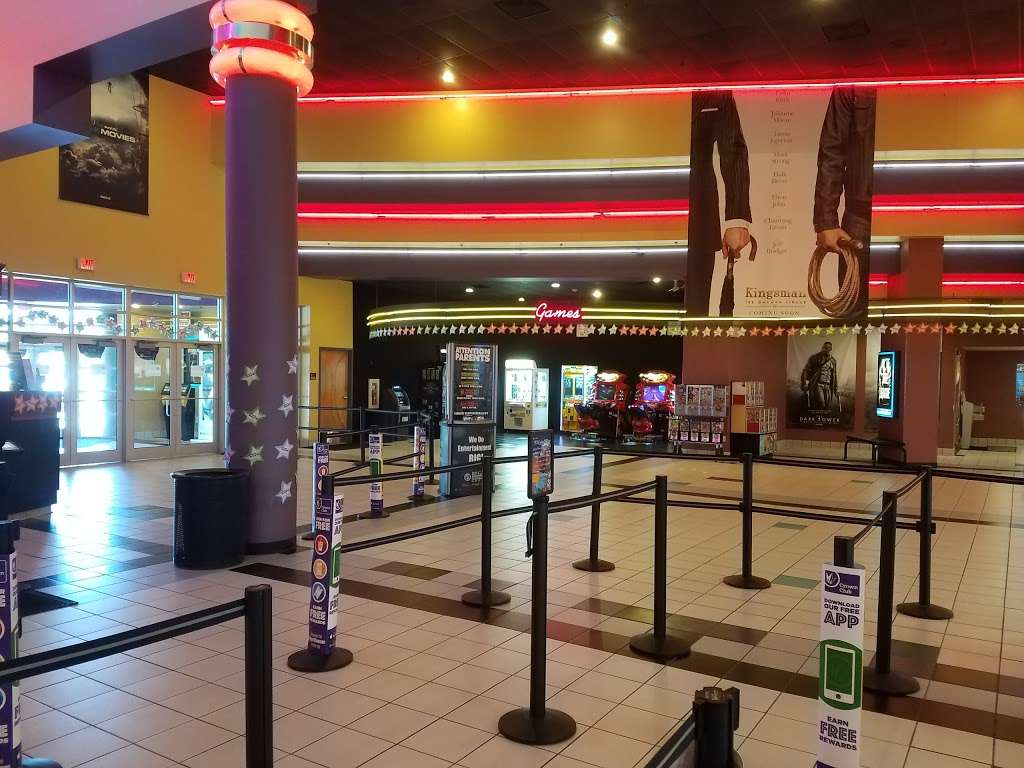 Regal Cinemas Downingtown 16 & IMAX - movie theater  | Photo 1 of 10 | Address: 100 Quarry Rd, Downingtown, PA 19335, USA | Phone: (844) 462-7342