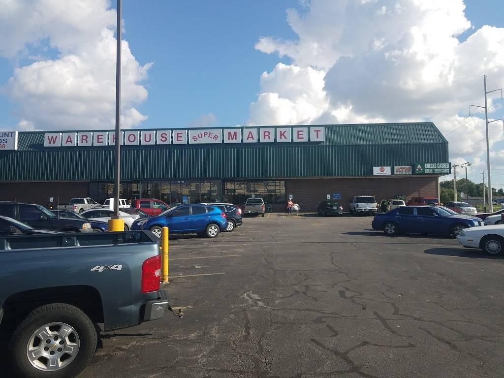 Warehouse Market - supermarket  | Photo 1 of 9 | Address: 1245 S Garnett Rd, Tulsa, OK 74128, USA | Phone: (918) 437-3166