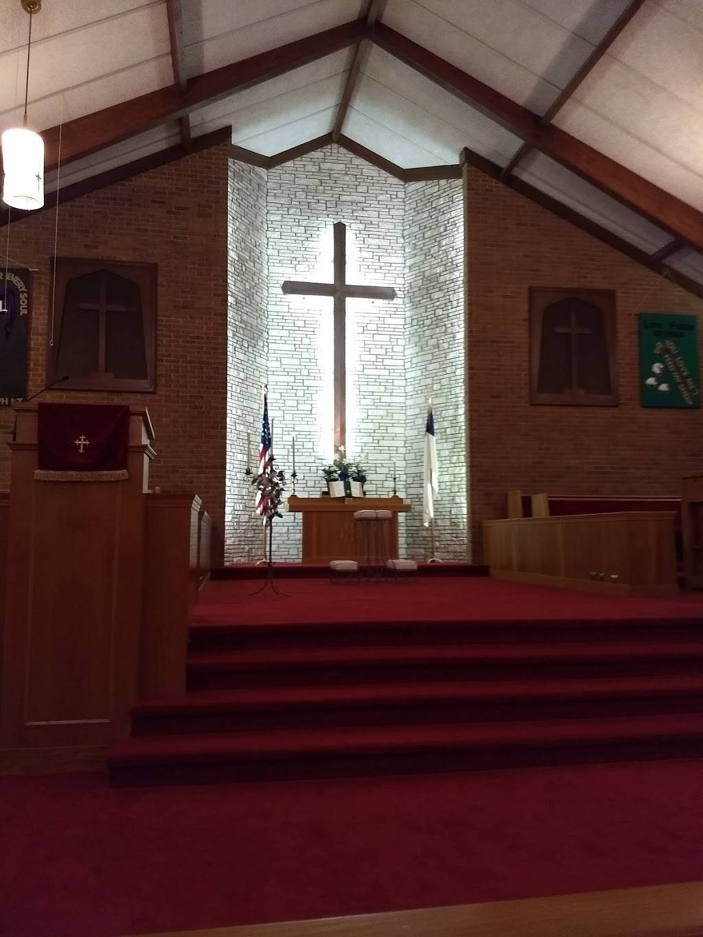 Hines Chapel - church  | Photo 1 of 1 | Address: McLeansville, NC 27301, USA | Phone: (336) 621-1385