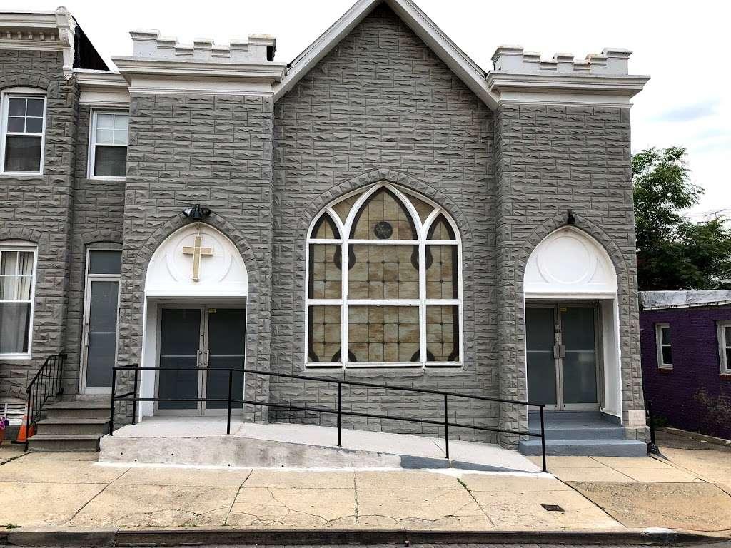 St Josephs Freewill Baptist Church - church  | Photo 1 of 2 | Address: 1601 Rutland Ave, Baltimore, MD 21213, USA | Phone: (410) 342-7726