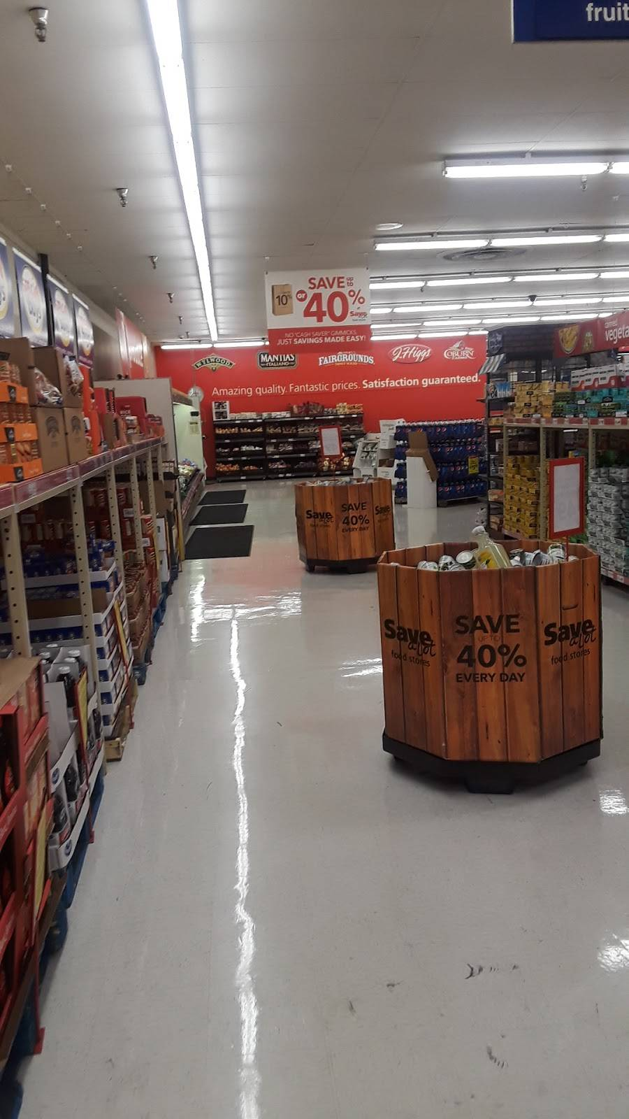 Save A Lot - supermarket  | Photo 9 of 10 | Address: 1804 Dixie Hwy, Louisville, KY 40210, USA | Phone: (502) 774-1464