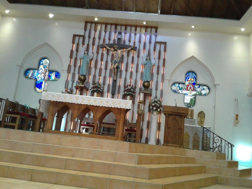 St Francis Xavier Church Catholic Church - church  | Photo 3 of 10 | Address: 4245 Acacia Ave, Pico Rivera, CA 90660, USA | Phone: (562) 699-8527