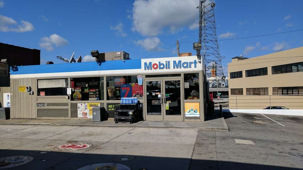 Mobil - gas station  | Photo 1 of 10 | Address: 3515 Greenpoint Ave, Long Island City, NY 11101, USA | Phone: (718) 392-0093