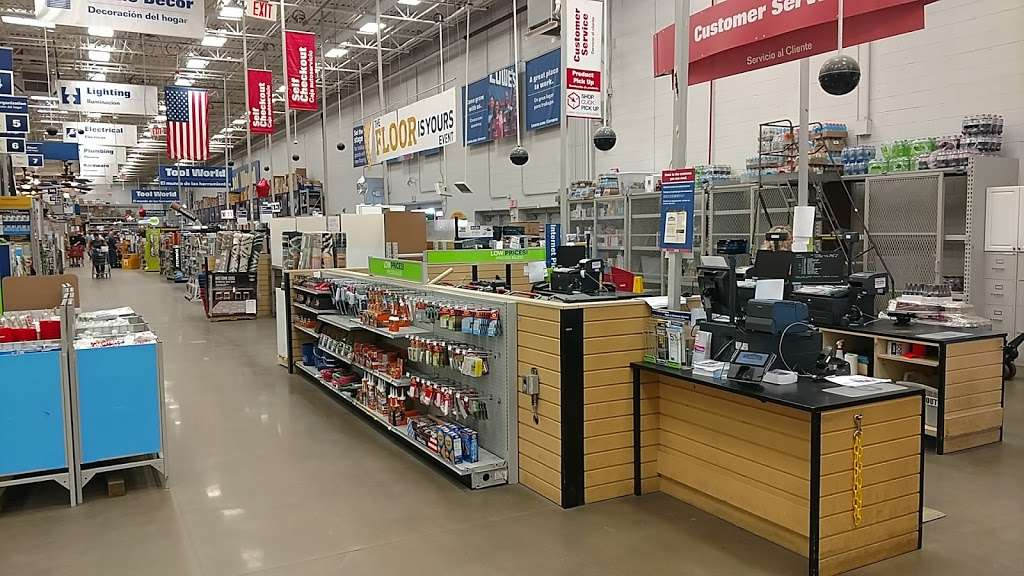 Lowes Home Improvement - hardware store    Photo 1 of 10   Address: 45075 Worth Ave, California, MD 20619, USA   Phone: (301) 737-0232