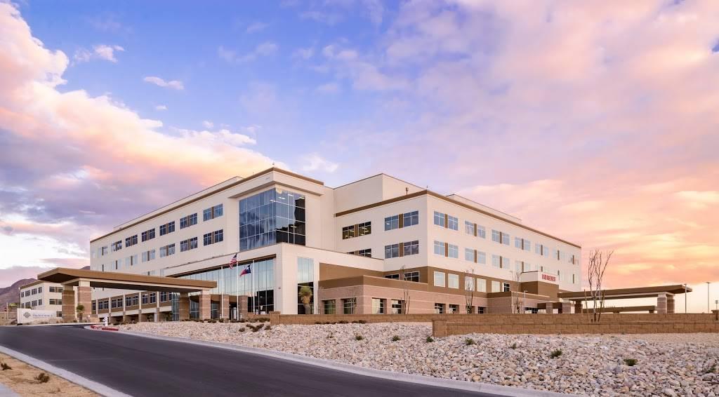 The Hospitals of Providence Transmountain Campus - hospital  | Photo 1 of 10 | Address: 2000 Woodrow Bean Transmountain Dr, El Paso, TX 79911, USA | Phone: (915) 877-8136