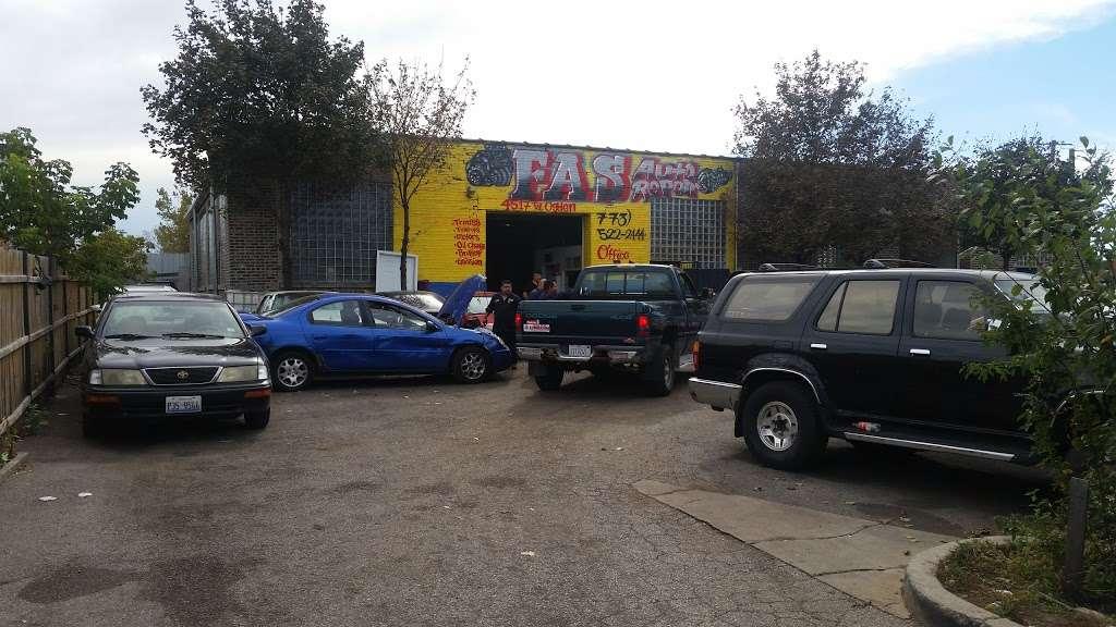 Fas Auto Repair - car repair  | Photo 1 of 7 | Address: 4517 Ogden Ave, Chicago, IL 60623, USA | Phone: (773) 522-2444