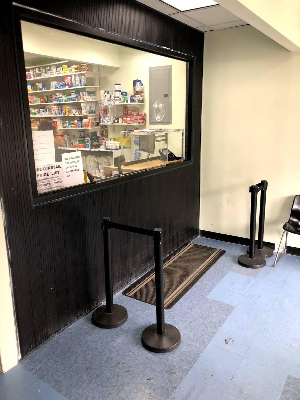 Rossi Pharmacy - pharmacy    Photo 3 of 4   Address: 1891 Eastern Pkwy, Brooklyn, NY 11233, USA   Phone: (718) 346-2506