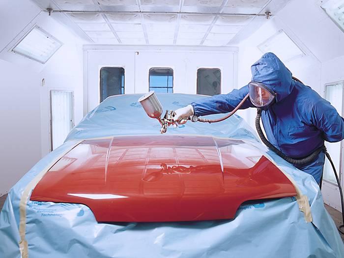 Gerber Collision & Glass - car repair  | Photo 3 of 10 | Address: 9816 NE US Hwy 301 N, Tampa, FL 33637, USA | Phone: (813) 988-4332