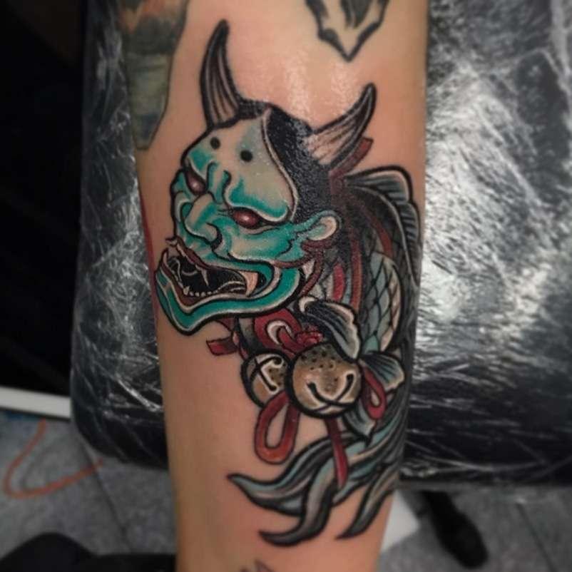 Golden Needle Tattoo - store  | Photo 7 of 10 | Address: 3814 Irving Mall, Irving, TX 75062, USA | Phone: (972) 870-0889
