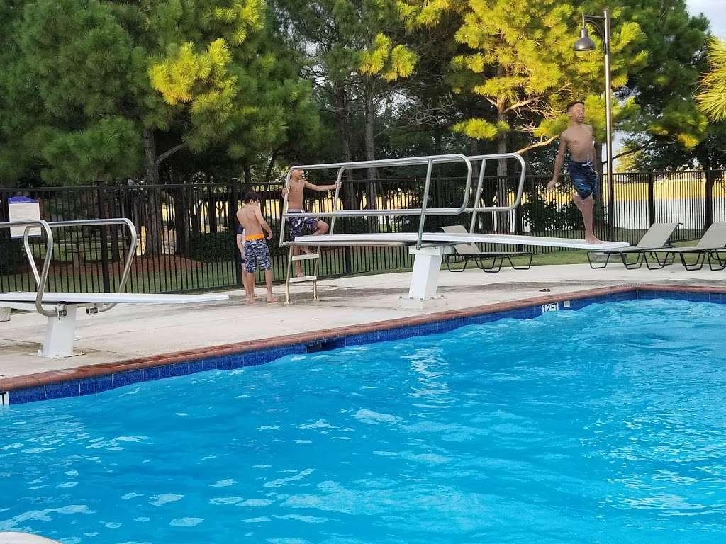 Bridgeland Welcome Center - park  | Photo 9 of 10 | Address: 16919 N Bridgeland Lake Pkwy, Cypress, TX 77433, USA | Phone: (281) 304-5588