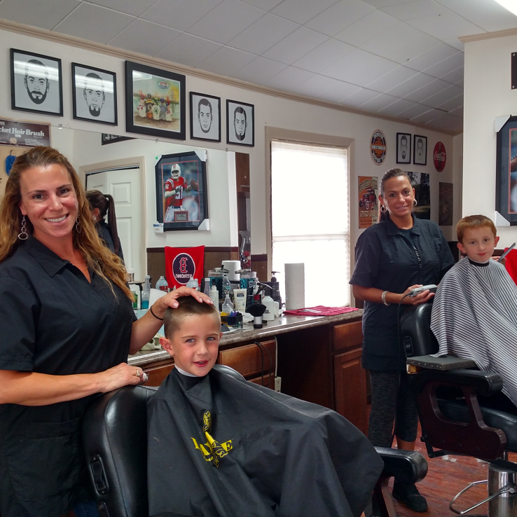 The Clubhouse Barbershop - hair care  | Photo 1 of 3 | Address: 1269 Main St, Tewksbury, MA 01876, USA | Phone: (978) 851-5006