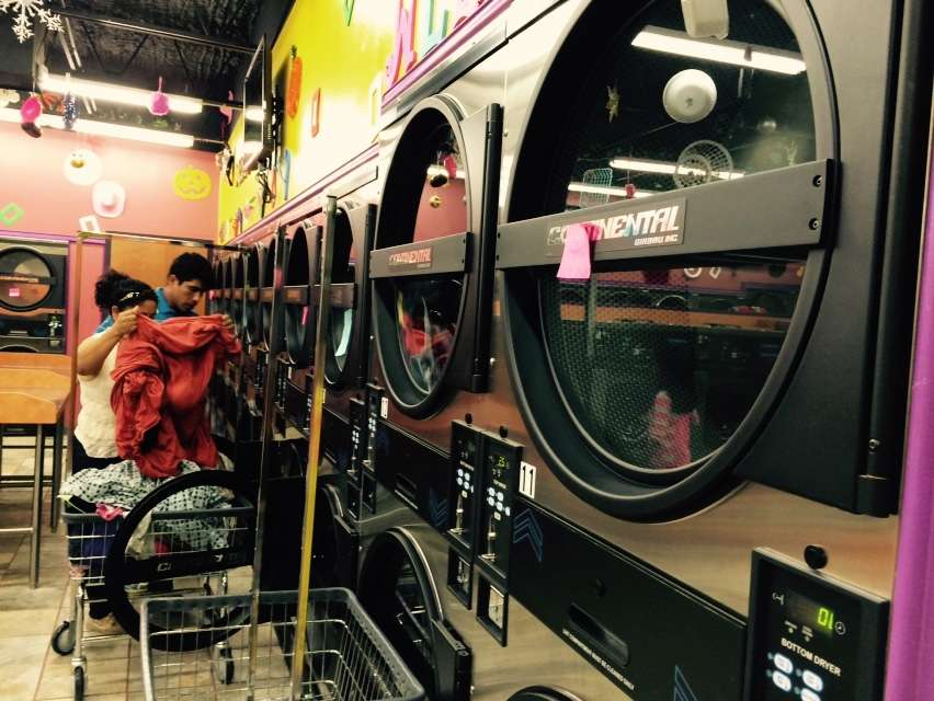 Express Laundry #3 - laundry  | Photo 10 of 10 | Address: 210 Hall Rd, Seagoville, TX 75159, USA | Phone: (214) 974-1500