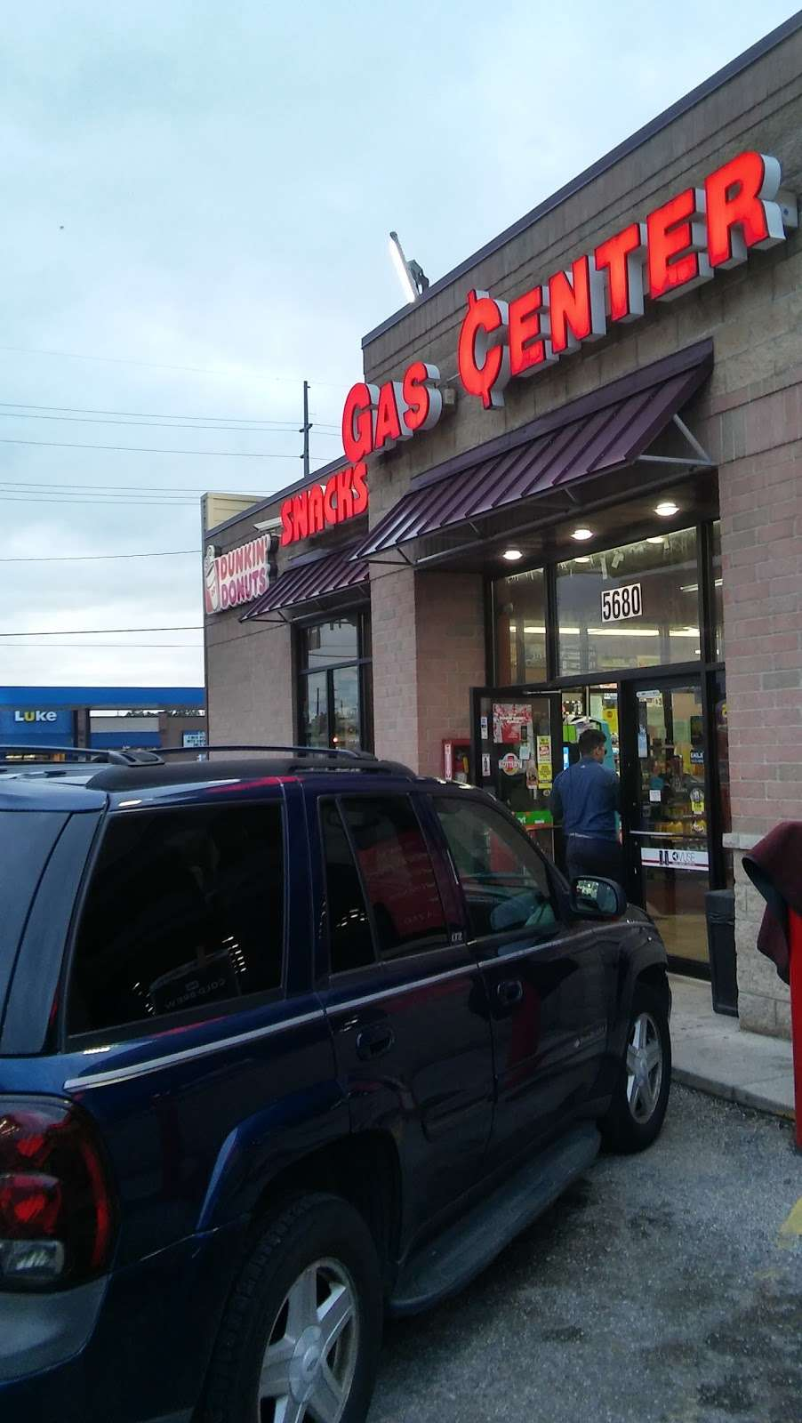 Gas Center - gas station  | Photo 1 of 2 | Address: 5680 Indianapolis Blvd, East Chicago, IN 46312, USA | Phone: (219) 354-8624
