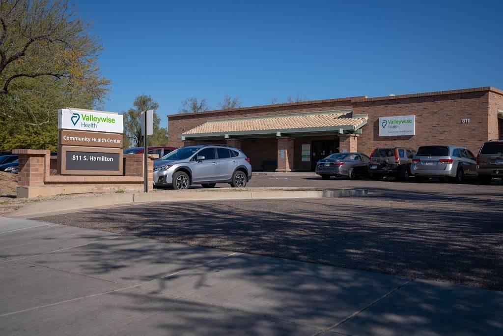 Valleywise Community Health Center - Chandler - pharmacy    Photo 6 of 18   Address: 811 S Hamilton St, Chandler, AZ 85225, USA   Phone: (480) 344-6100