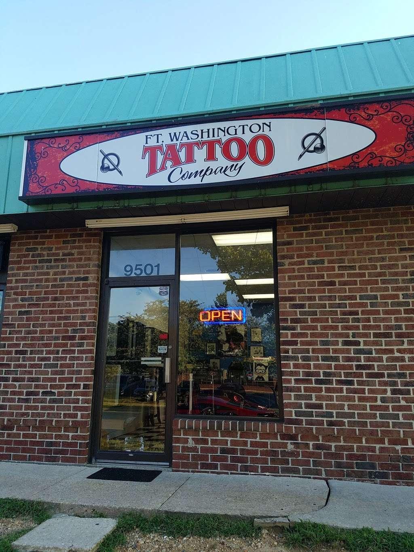 Fort Washington Tattoo Company - store  | Photo 4 of 10 | Address: 9501 Livingston Rd B, Fort Washington, MD 20744, USA | Phone: (301) 248-5603