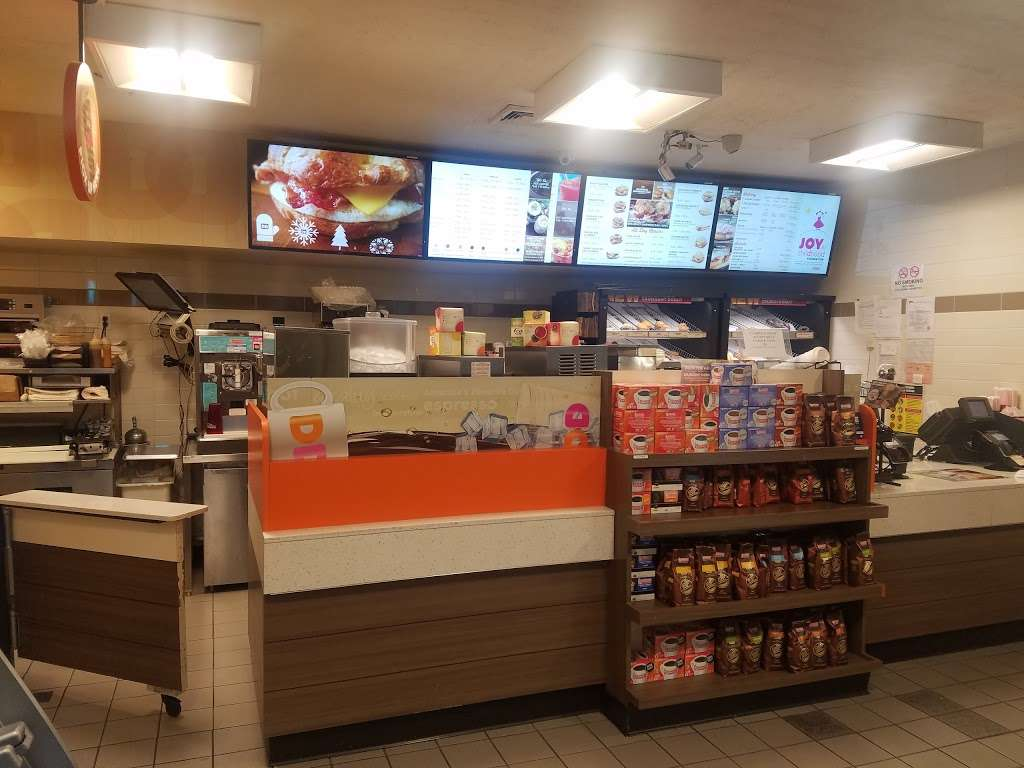 Dunkin Donuts - cafe  | Photo 1 of 10 | Address: Gulf Gas Station, 10801 Grand Central Pkwy, East Elmhurst, NY 11369, USA | Phone: (718) 478-1926
