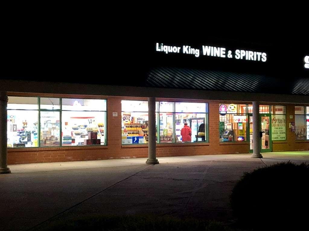 Liquor King WINE & SPRIT - store    Photo 1 of 1   Address: Franklin Park, NJ 08823, USA