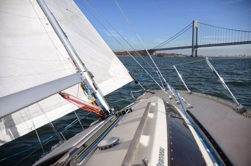 Gotham Sailing - travel agency  | Photo 2 of 10 | Address: 80 Audrey Zapp Dr, Jersey City, NJ 07305, USA | Phone: (732) 820-0290