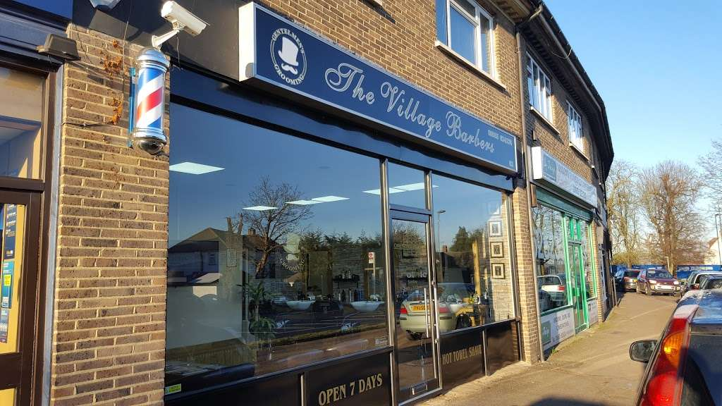 THE VILLAGE BARBERS 82 - hair care  | Photo 2 of 10 | Address: 82 Limpsfield Rd, Warlingham CR6 9RA, UK | Phone: 01883 624274