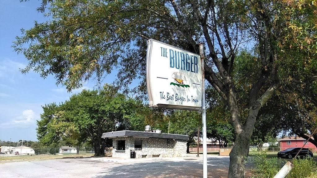 The Burger - restaurant  | Photo 7 of 10 | Address: 405 E 46th St N, Tulsa, OK 74126, USA | Phone: (918) 428-2008
