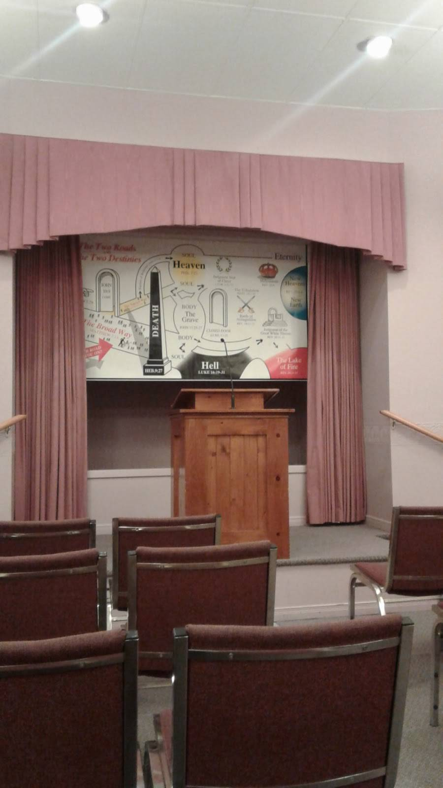 Windsor Gospel Hall - church    Photo 3 of 3   Address: 644 Partington Ave, Windsor, ON N9B 2N7, Canada   Phone: (519) 966-0365