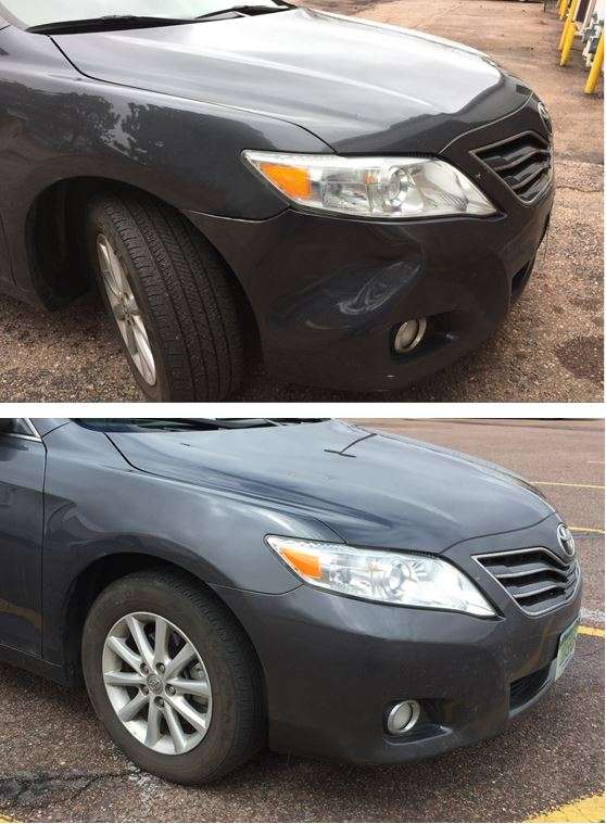 Dent Clinic - car repair  | Photo 5 of 7 | Address: 243 Walnut Ave, Palmer Lake, CO 80133, USA | Phone: (719) 641-7902