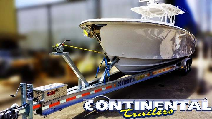 Continental Trailers - store    Photo 1 of 10   Address: 9200 NW 58th St, Doral, FL 33178, USA   Phone: (305) 594-1022