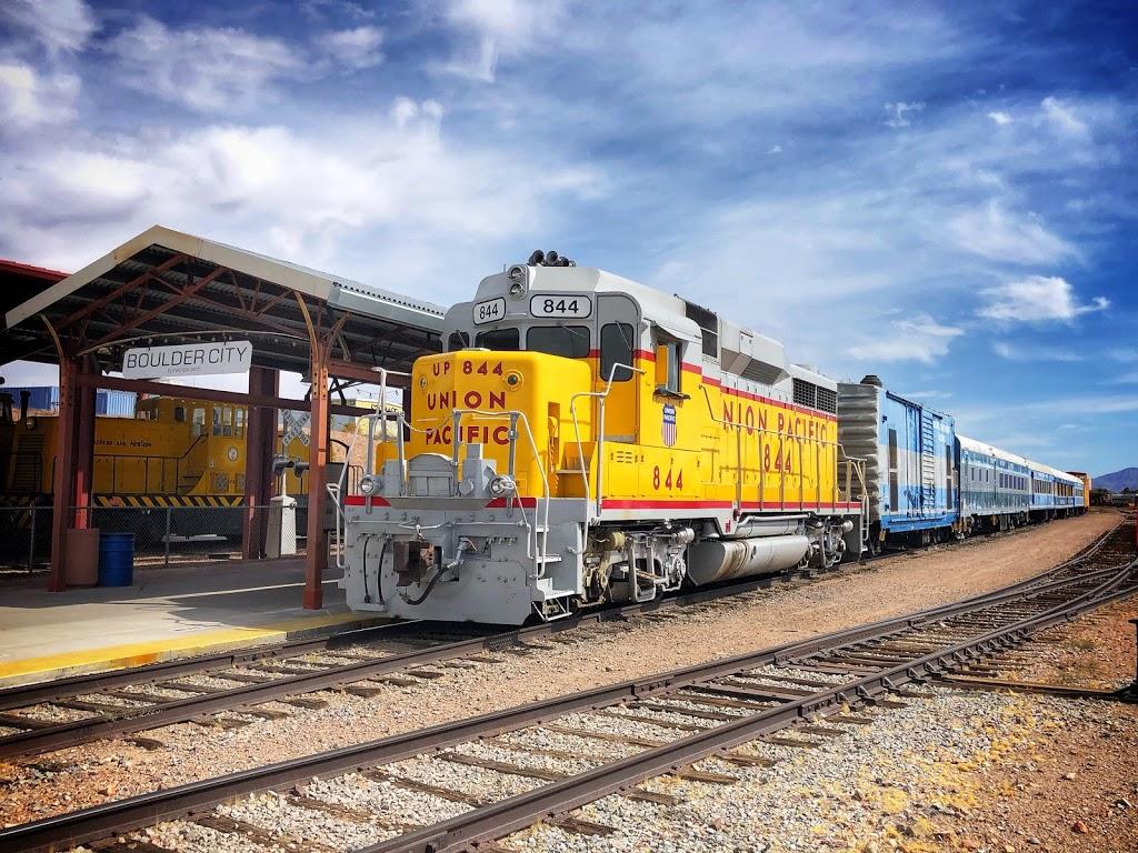 Nevada State Railroad Museum Boulder City - museum  | Photo 2 of 8 | Address: 601 Yucca St, Boulder City, NV 89005, USA | Phone: (702) 486-5952