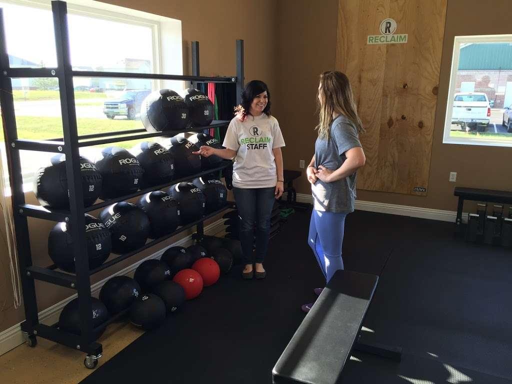Reclaim - gym  | Photo 8 of 9 | Address: 1413 E Liberty Cir, Greensburg, IN 47240, USA | Phone: (812) 222-0505