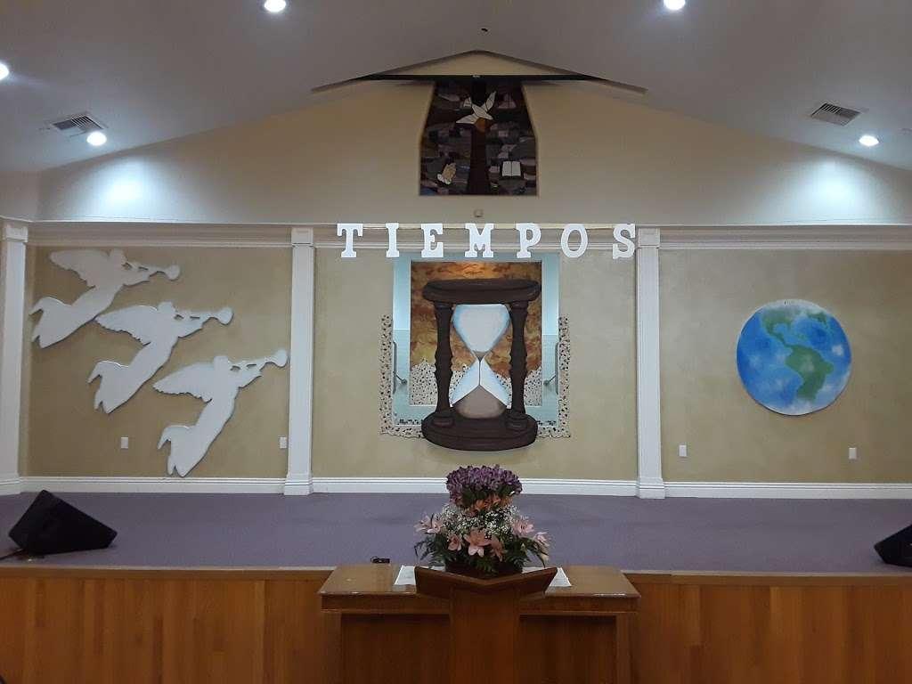 Maranatha Hispanic Seventh Day Adventist Church - church    Photo 9 of 10   Address: 101 E Washburn Rd, North Las Vegas, NV 89031, USA   Phone: (702) 253-3900
