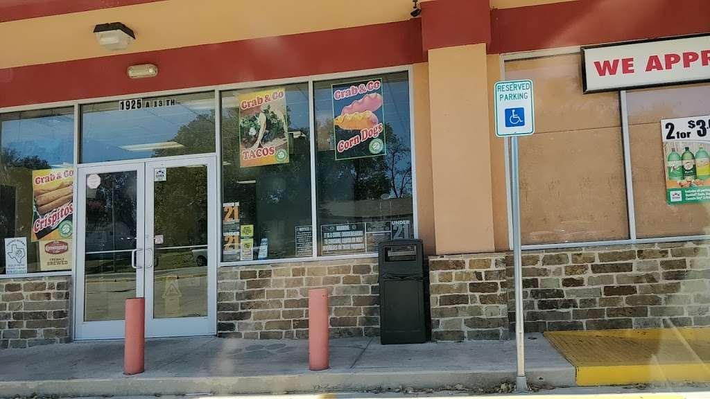 Sealand Seafood Steak Fuel Express - restaurant    Photo 3 of 10   Address: 1925 13th St, Hempstead, TX 77445, USA   Phone: (979) 921-5151