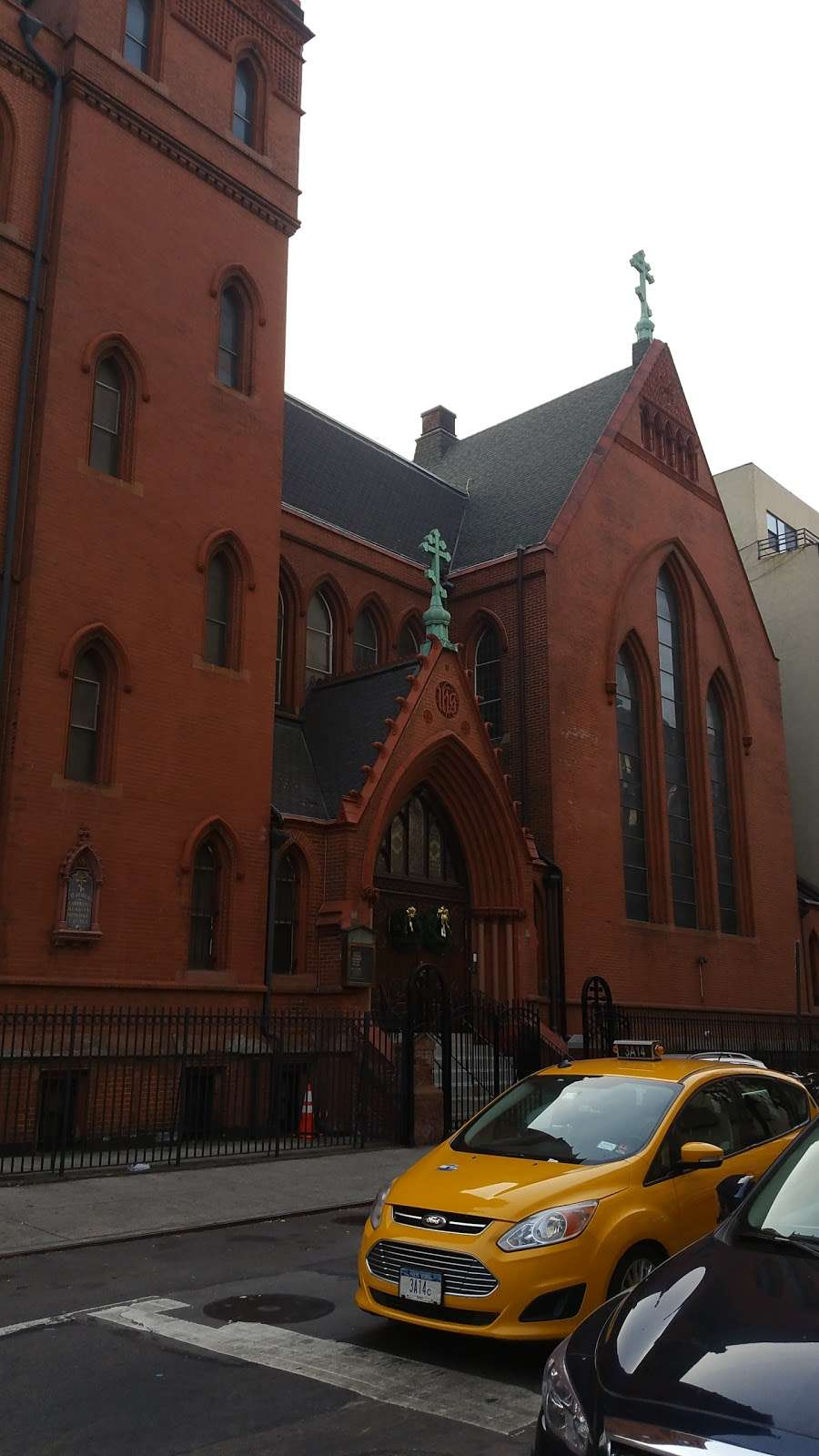 St Nicholas Carpatho Church - church  | Photo 9 of 10 | Address: 288 E 10th St, New York, NY 10009, USA | Phone: (212) 254-6685