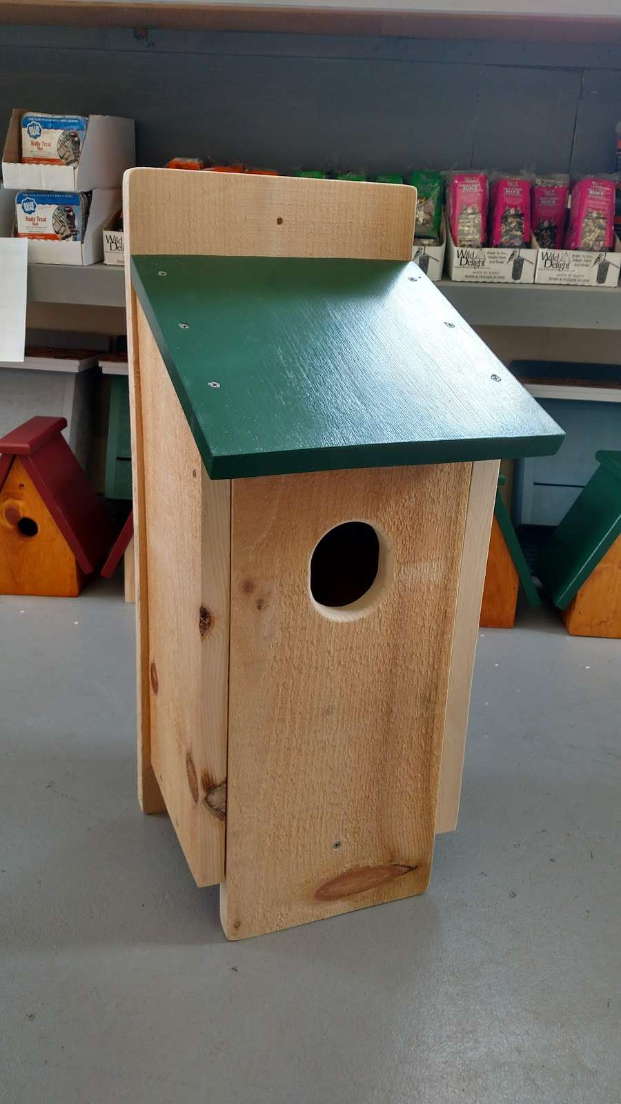 Architectural Birdhouses Unlimited - pet store  | Photo 6 of 10 | Address: 276 NH-101, Amherst, NH 03031, USA | Phone: (603) 554-8869