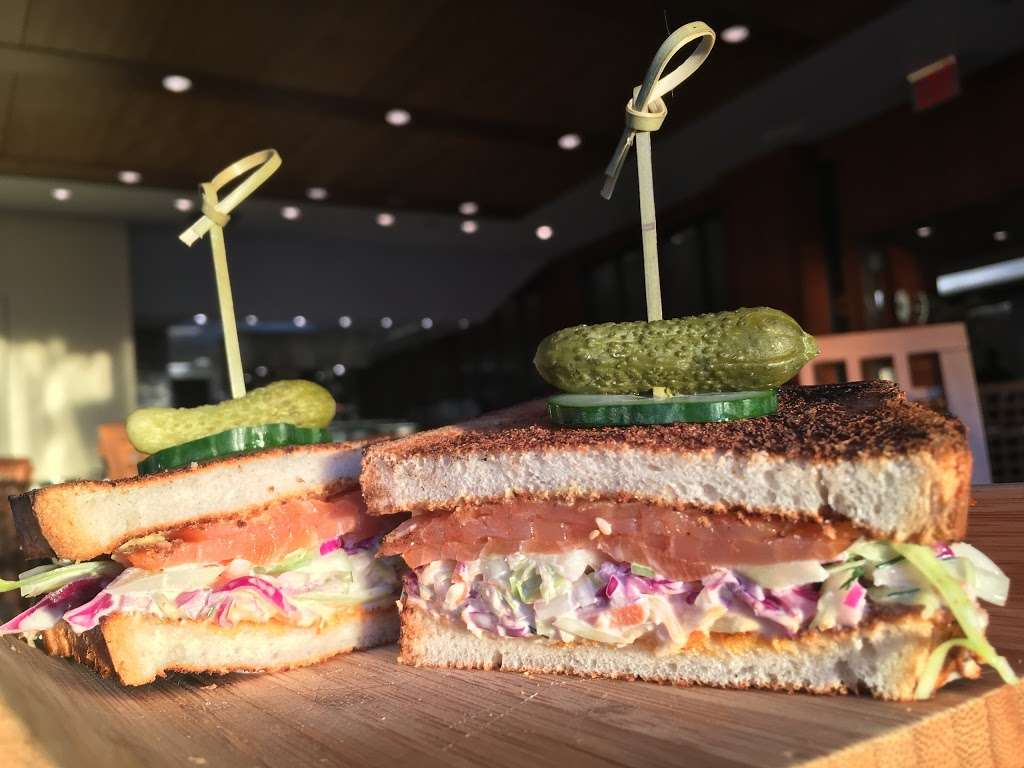 Lox Cafe - restaurant  | Photo 5 of 10 | Address: 2, 36 Battery Pl, New York, NY 10280, USA | Phone: (646) 437-4231
