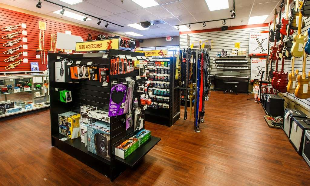 Music & Arts - electronics store  | Photo 2 of 10 | Address: 300 Andover St, Peabody, MA 01960, USA | Phone: (978) 532-3380