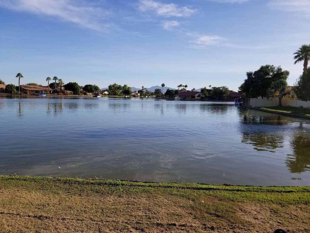 Kimberly Park - park  | Photo 3 of 10 | Address: 3325 N W Garden Lakes Pkwy, Avondale, AZ 85392, USA | Phone: (480) 921-7500