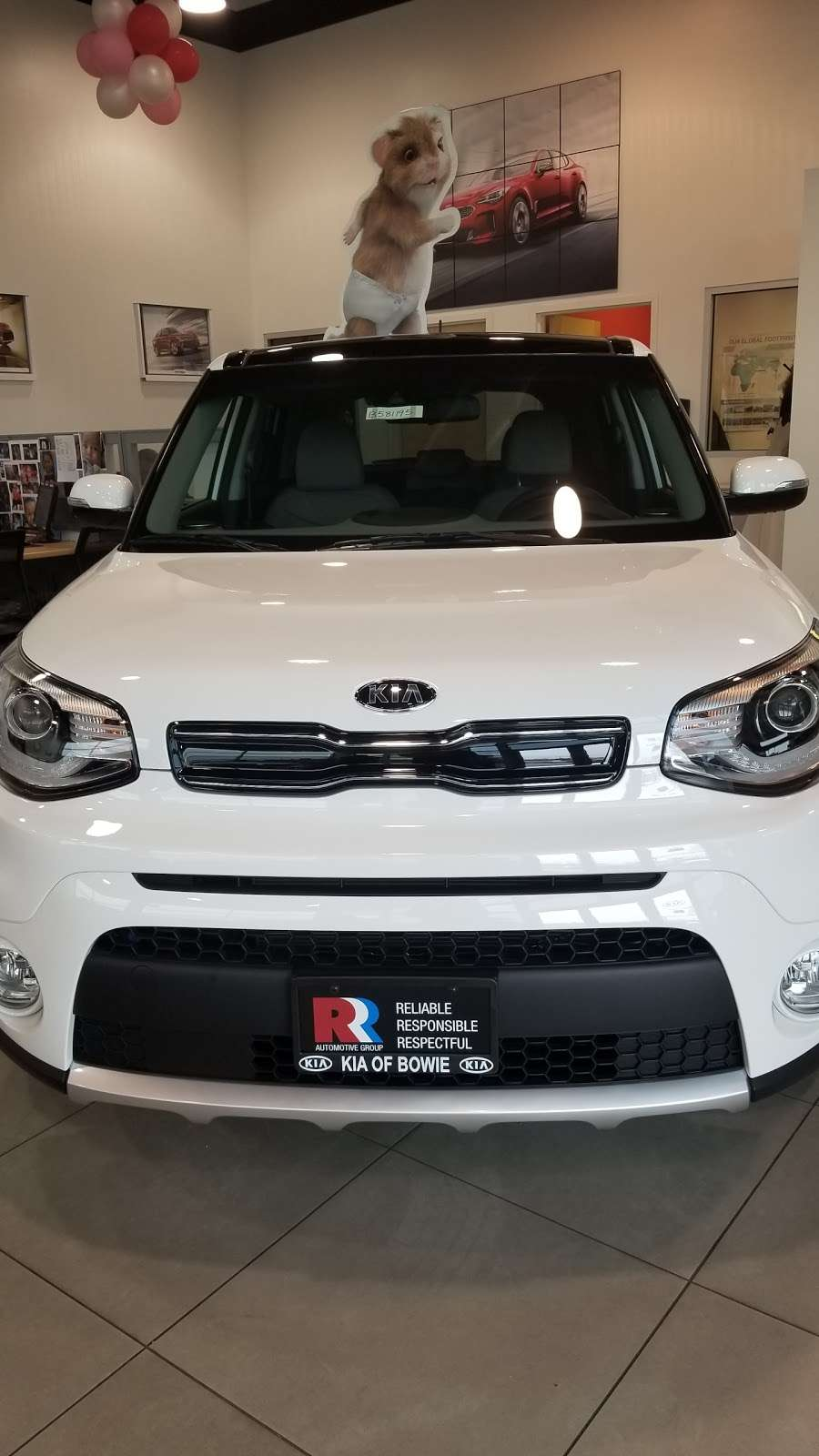 Kia of Bowie - car repair  | Photo 10 of 10 | Address: 16620 Governor Bridge Rd, Bowie, MD 20716, USA | Phone: (301) 820-7500