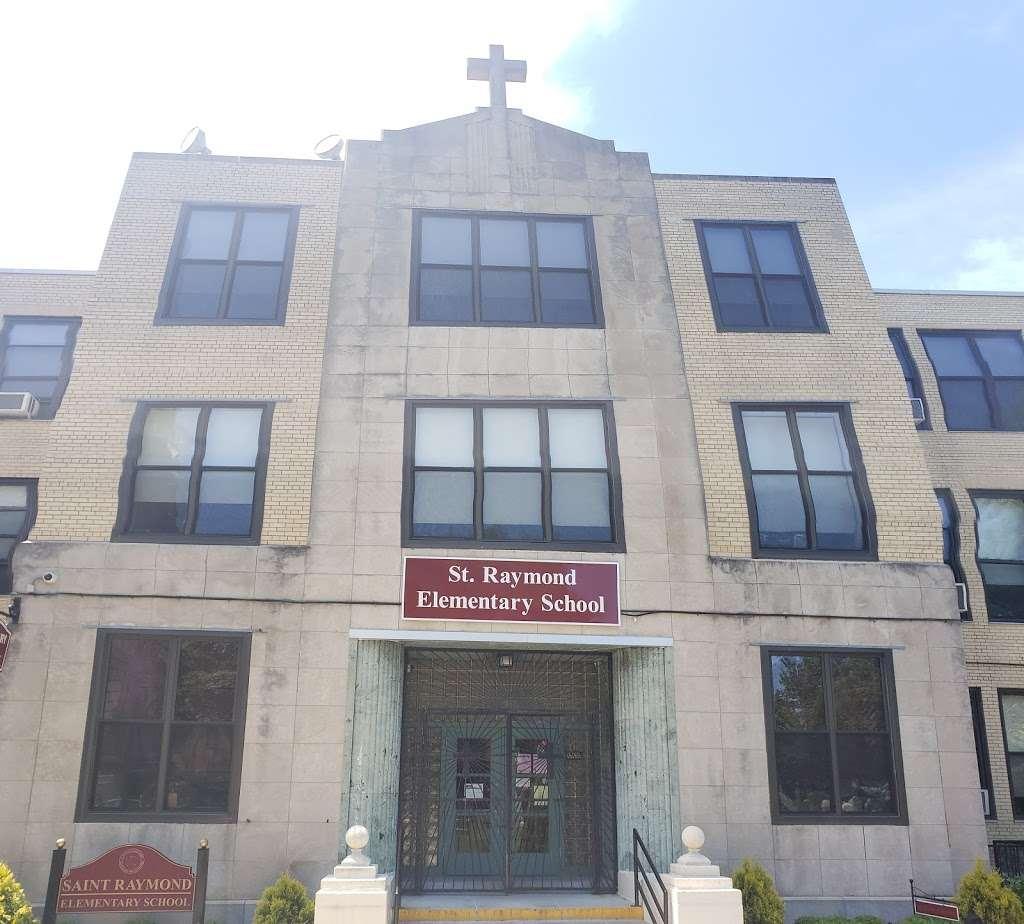 St. Raymond Elementary School - school  | Photo 1 of 2 | Address: 2380 E Tremont Ave, The Bronx, NY 10462, USA | Phone: (718) 597-3232