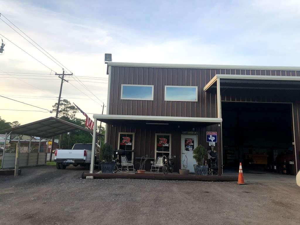 Redline Truck Lube & Inspection - car repair  | Photo 3 of 6 | Address: 7936 John Ralston Rd, Houston, TX 77044, USA | Phone: (281) 303-7105
