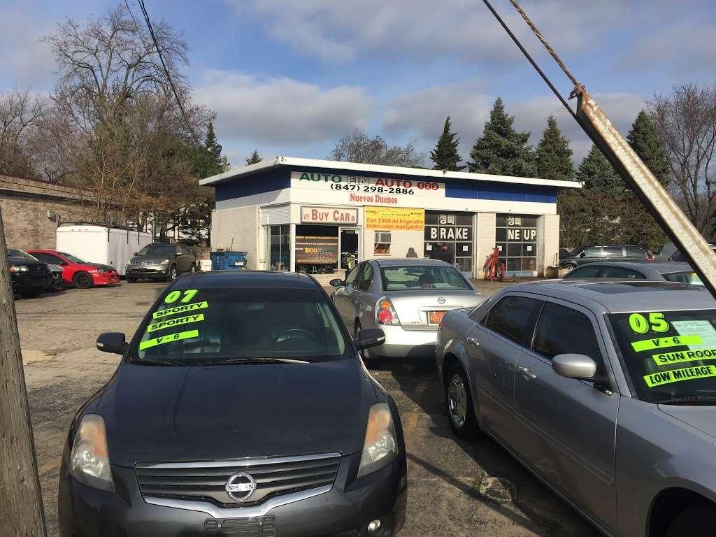 Auto Fin Auto 123 Inc - car dealer    Photo 1 of 7   Address: 2020 E Euclid Ave, Mt Prospect, IL 60056, USA   Phone: (847) 298-2886