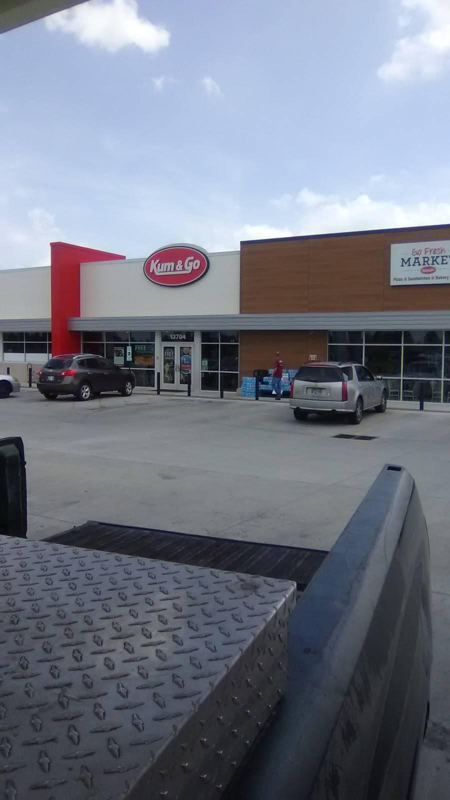 Kum & Go - convenience store  | Photo 6 of 8 | Address: 13704 E 106th St N, Owasso, OK 74055, USA | Phone: (918) 272-8661