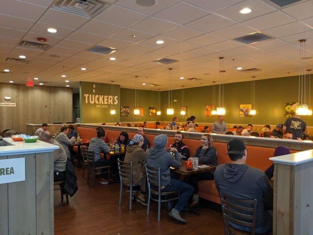 Tucker's - restaurant    Photo 4 of 10   Address: 360 Daniel Webster Hwy, Merrimack, NH 03054, USA   Phone: (603) 413-6477