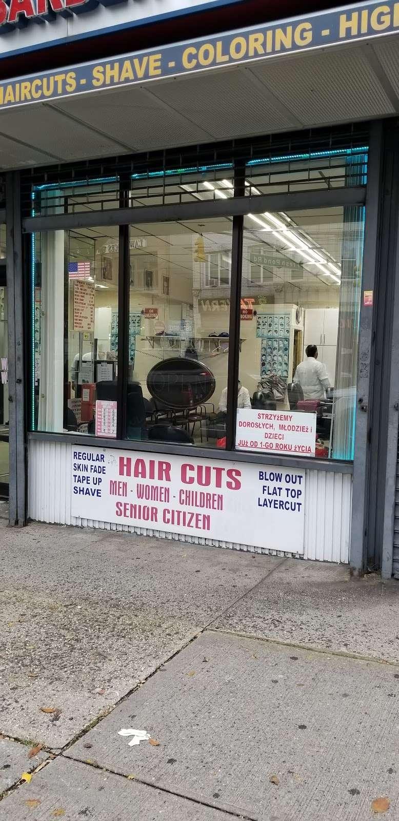 Marks Barber Shop & Beauty Salon - hair care  | Photo 4 of 6 | Address: 68-68 Fresh Pond Rd, Ridgewood, NY 11385, USA