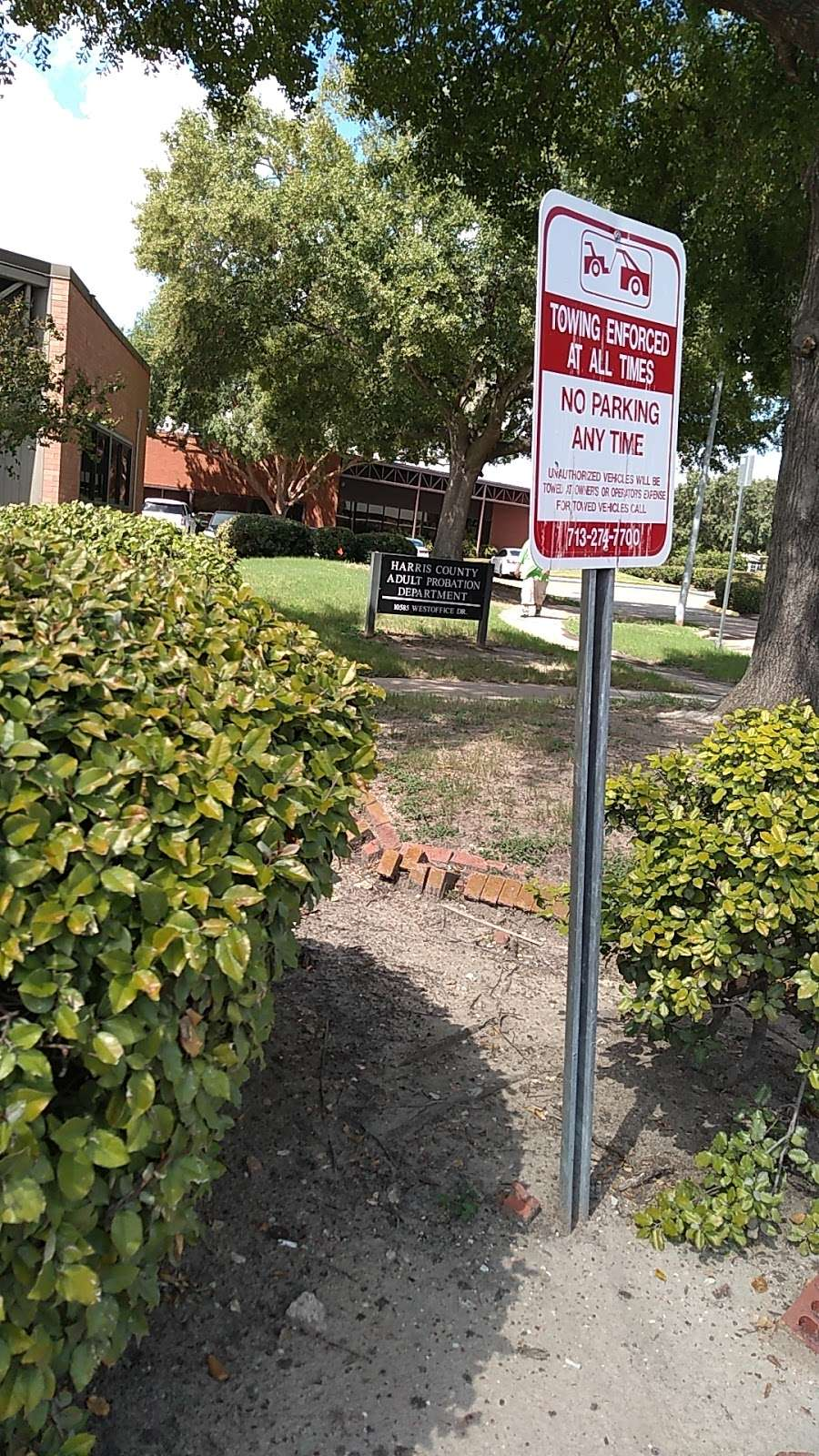 Harris County Corrections Department - local government office    Photo 1 of 7   Address: 10585 Westoffice Dr, Houston, TX 77042, USA   Phone: (713) 953-8200