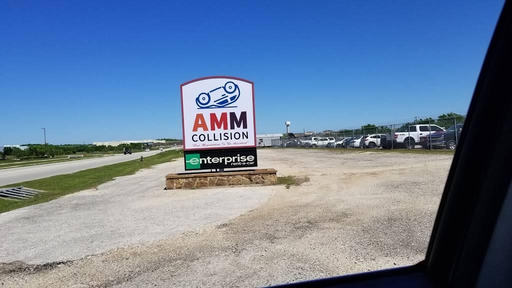 AMM Collision - BUDA - car repair  | Photo 2 of 6 | Address: 2133 Main St, Buda, TX 78610, USA | Phone: (512) 295-4400