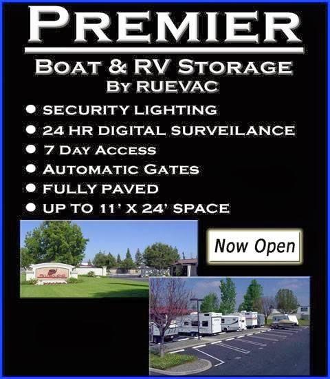 Premier Boat & RV Storage - storage  | Photo 2 of 2 | Address: 600 W Taft Ave, Orange, CA 92865, USA | Phone: (714) 397-7257