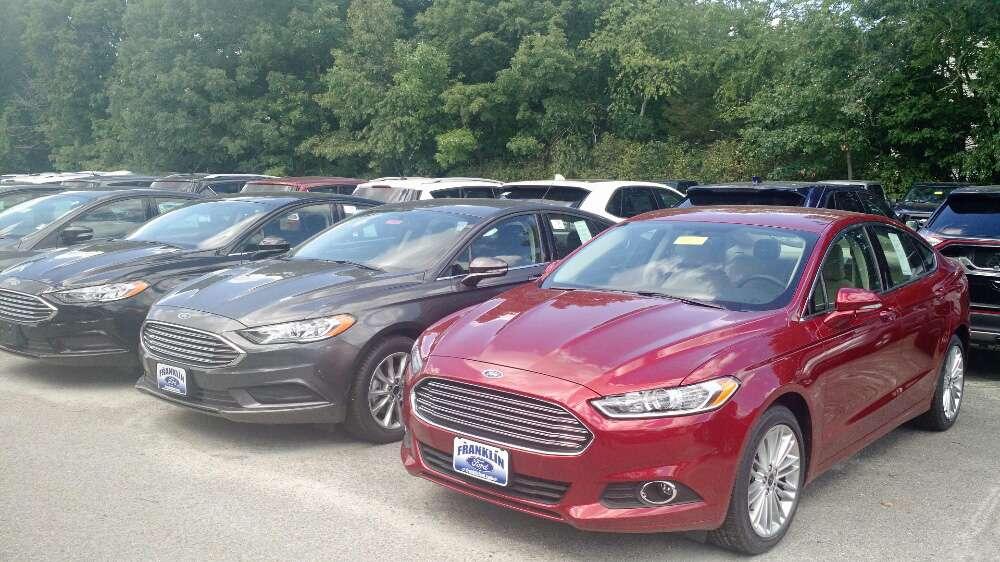 Franklin Ford - car rental  | Photo 10 of 10 | Address: 175 East Central Street, Franklin, MA 02038, USA | Phone: (508) 570-4022
